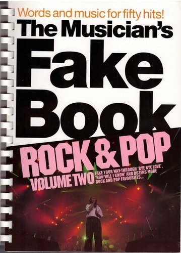 The Musician's Fake Book Rock & Pop 2