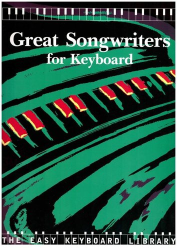 Easy Keybd.Lib: Great Songwriters