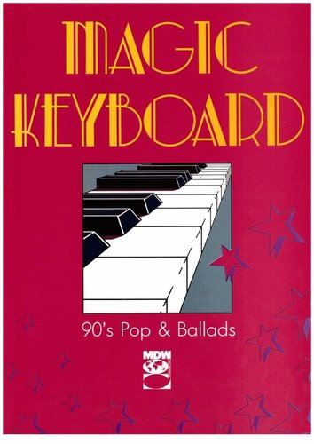 Magic Keyboard: 90's Pop & Ballads