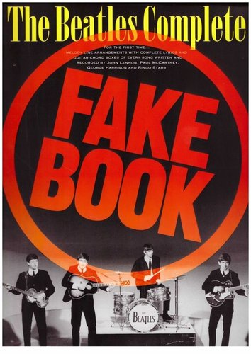 The Beatles Complete Fake Book