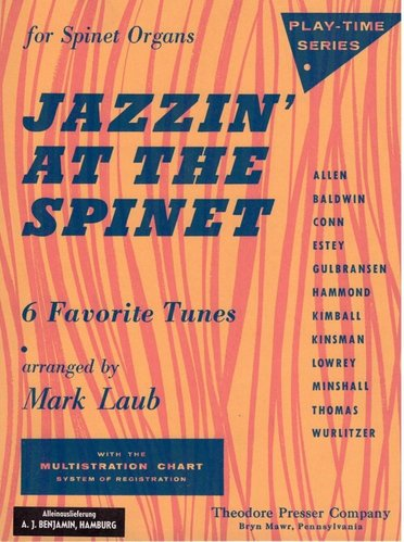 Jazzin' at the Spinet